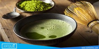 manfaat green tea